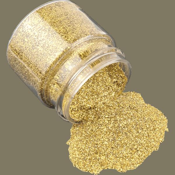 Bright Gold Glitter Ultra Fine