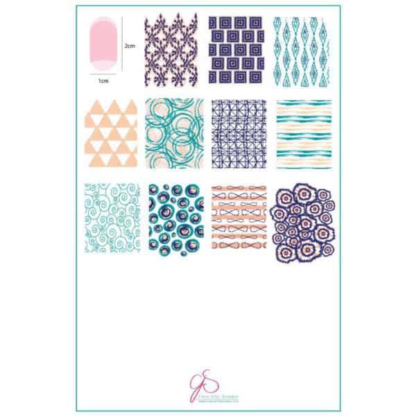 Textiles Series – 2