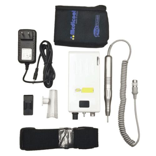Medicool Pro Power 35K Portable & Rechargeable E file