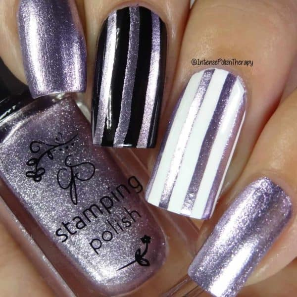 #35 Paula's Pixie Purple